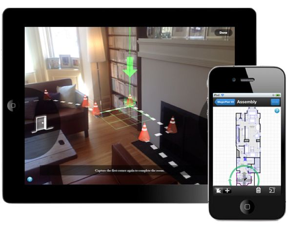 MagicPlan Maps Out Your Home From Your Smartphone | Ubergizmo