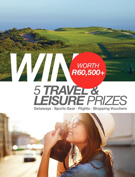 Win Getaways, Sports Gear, Flights & More Worth R60,000
