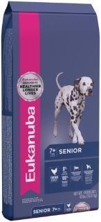 Eukanuba Senior Dog 30# *Replaces 110119