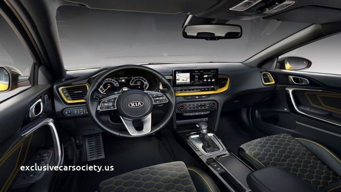 2020 Kia Xceed Specs And Release Date Kia Kia Ceed Apple Car Play