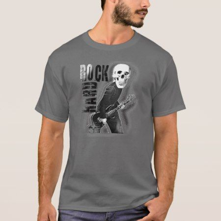 SKULL ROCKER T-Shirt - click to get yours right now!