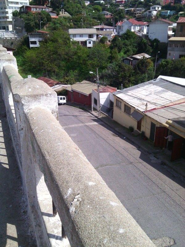 Subida San Juan de Dios, Valparaiso