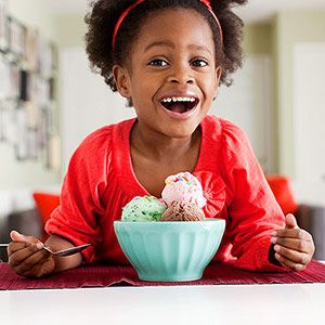 """10 Ways to Say """"No"""" Without Saying No: """"I know you like ice cream, but eating too much is not good."""" (via Parents.com)"""