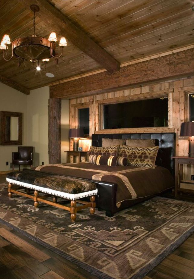 Bedroom Decor Rustic 264 best lush bedrooms images on pinterest | bedrooms, master
