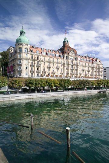 Hotel Palace Luzern, Lucerne, Switzerland