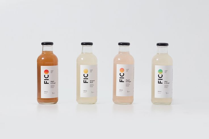 FICO Ginger Craft Ale on Packaging of the World - Creative Package Design Gallery