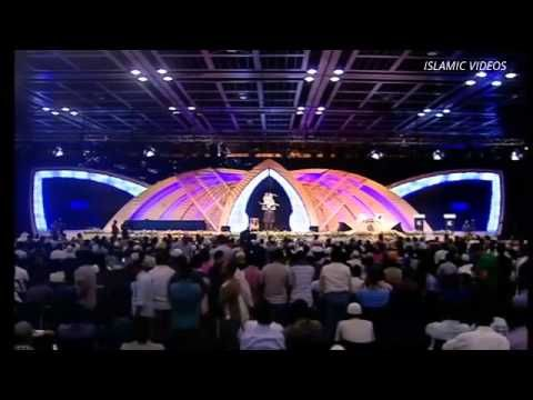 Russian and other girls Converted to Islam..Dr zakir naik Dubai new tour - YouTube