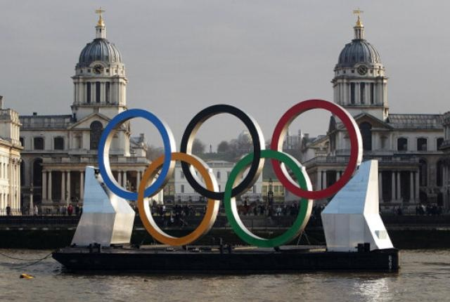 History of Olympic rings