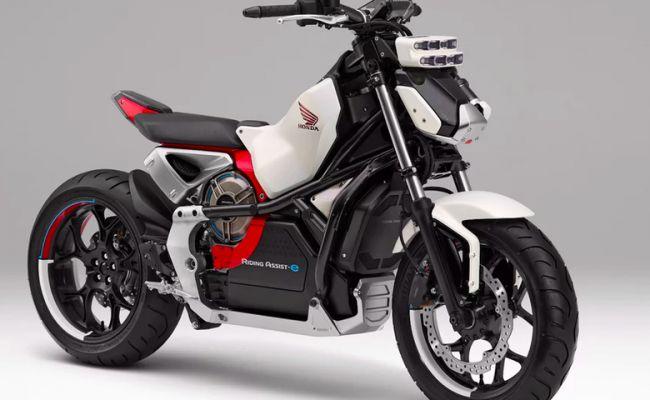 Honda Akan Pamerkan Motor Yang Bisa Jalan Sendiri
