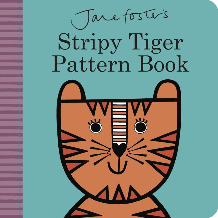 Another book in the Jane Foster series! In this colorful and sophisticated board book with patterned tabs on the side, children will be introduced to bold, vibrant patterns that Tiger finds, such as striped fish, spotted submarines, triangular tents, square suitcases, swirly balloons, starry skies, read more