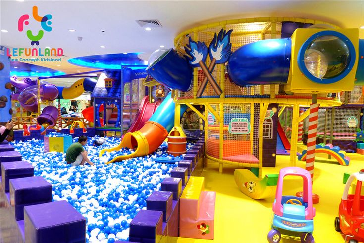 Lefunland ® Gallery picture and video for indoor play Centre - Shanghai Lefunland Children's Products Co.,Ltd