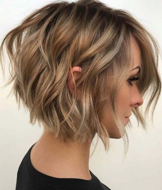 Great Stylish Short Hairstyles for Women with Fine Hair