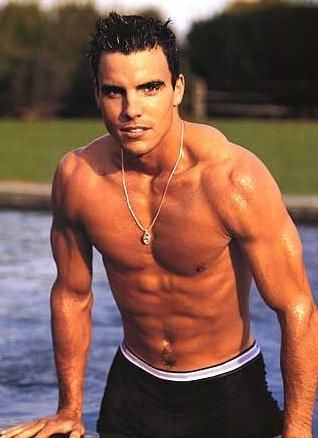 Colin Egglesfield. Hell. Yes. the movie Something Borrowed ♥