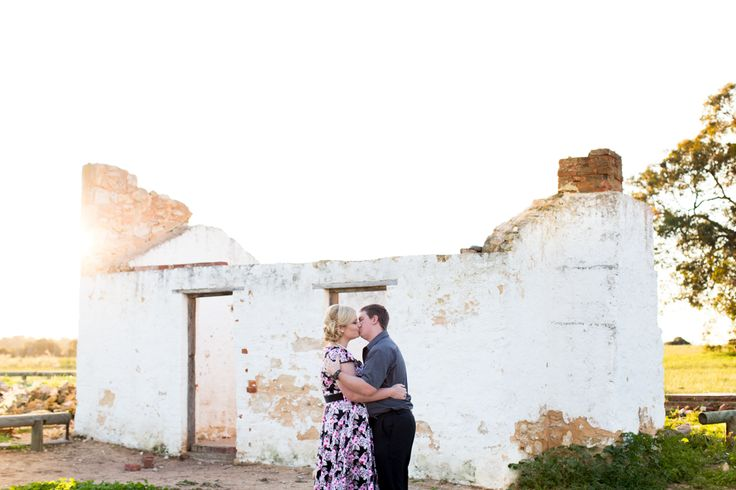 Rustic engagement session at Cockman House in Perth Western Australia. www.vowphotography.com.au