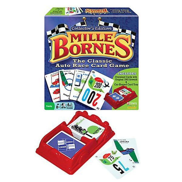 mille bornes game winning moves games mille bornes classic auto race card game bored games. Black Bedroom Furniture Sets. Home Design Ideas