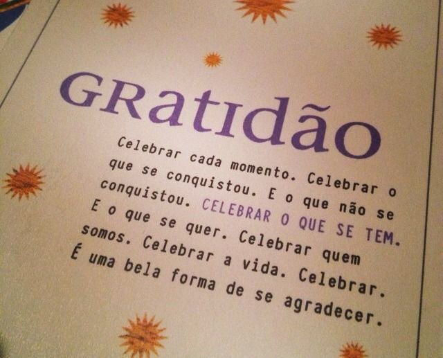 Celebrar cada momento                                                       …