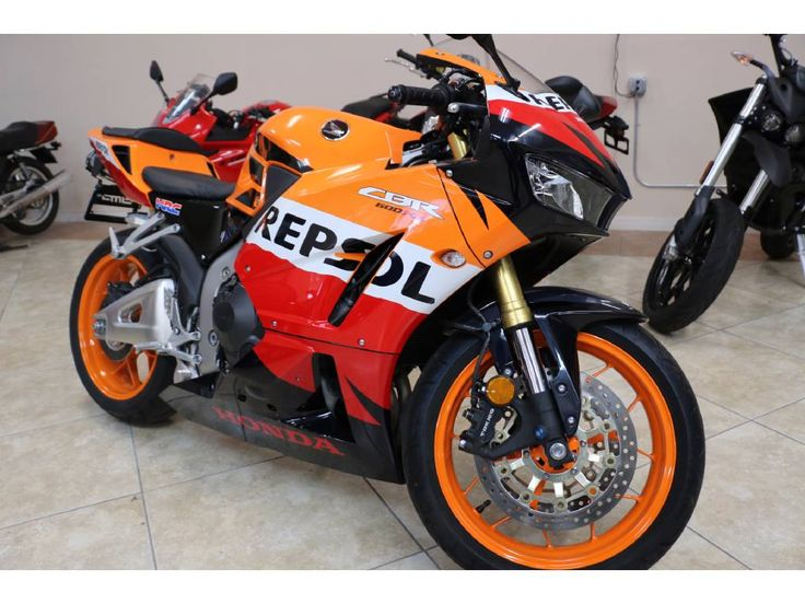 Check out this 2013 Honda CBR®600RR Repsol Edition listing in Las Vegas, NV 89146 on Cycletrader.com. It is a Sportbike Motorcycle and is for sale at $8995.