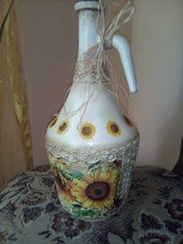 Dan@rt Handmade: Vise cu Floare soarelui