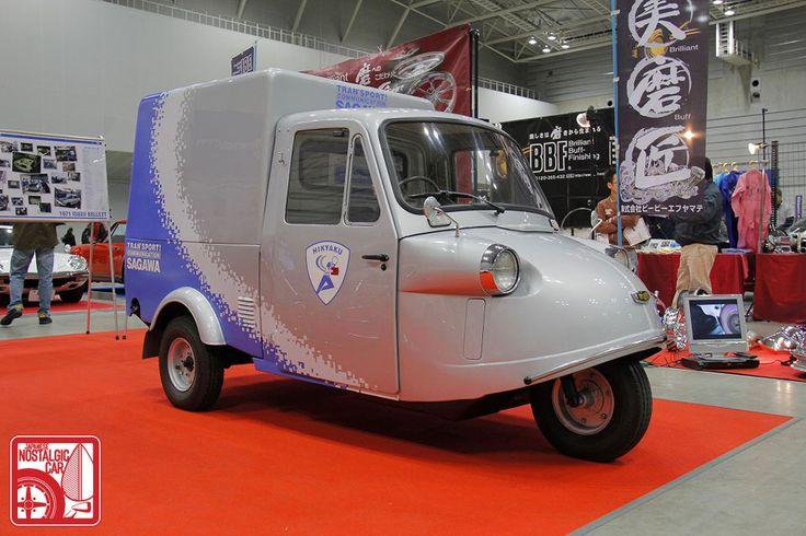 japanese nostalgic car.com