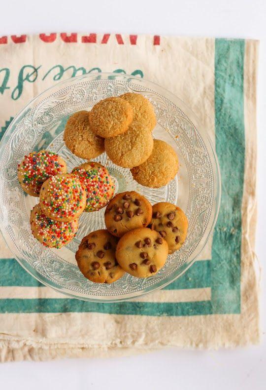 Υπέροχα μπισκότα με 3 υλικά!   Φτιάξτο μόνος σου - Κατασκευές DIY - Do it yourself
