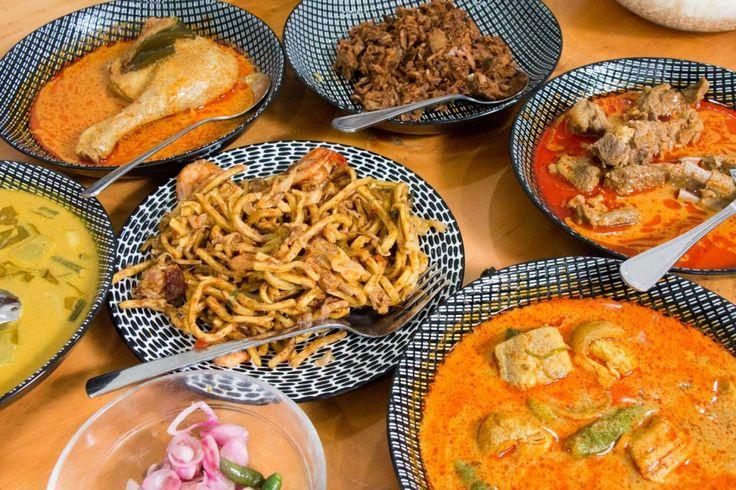 Jakarta Food Journal 8: Tischlein Deck Dich auf indonesisch