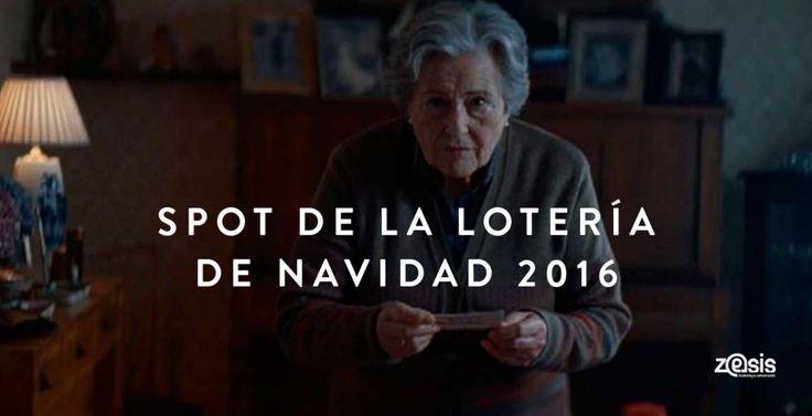 Anuncio de Lotería de Navidad 2016 | Grupo Zeumat #zeumat #grupozeumat #zeumat #spot #publicidad #marketing #campaña #campañapublicidad #navidad #loteria #loterianavidad #diseño #imagen
