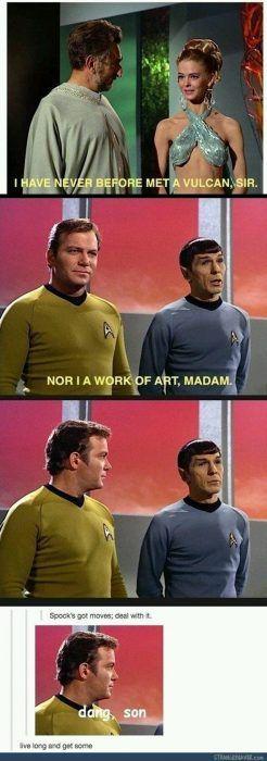 12 Star Trek Tumblr Posts More Fun Than A Vulcan Nerve Pinch http://ift.tt/2li2adK