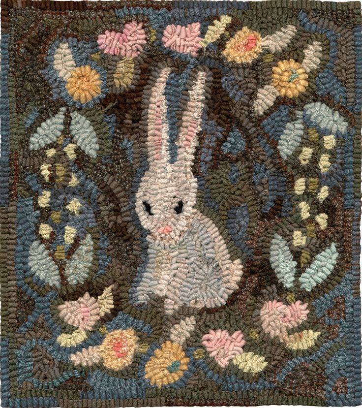 Halo By Marijo Taylor Pattern Only Or Complete Rug Hooking Kit