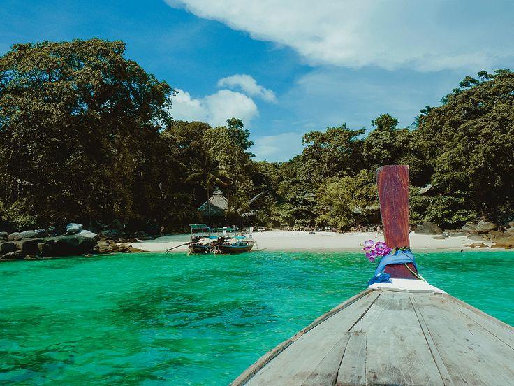 Voor een tropische huwelijksreis kun je ook denken aan Thailand! Foto: Nicole Kolkman Photography