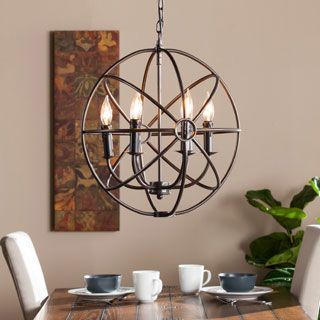 Shop for Harper Blvd Adris 6-Light Orb Pendant Lamp. Get free shipping at Overstock.com - Your Online Home Decor Outlet Store! Get 5% in rewards with Club O!