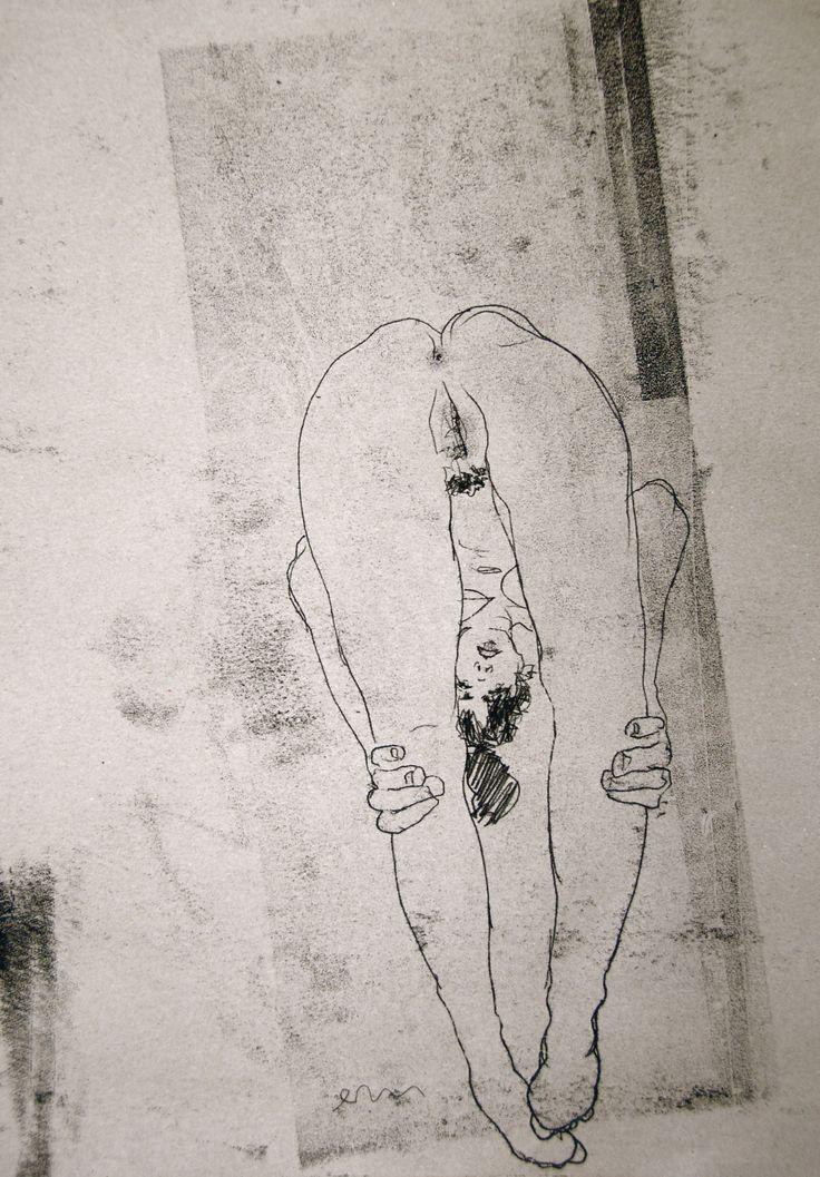 NUDE No. 3249 60 x 40 cm