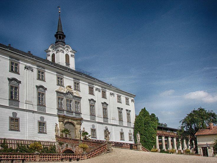 zamek / castle Lysice