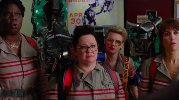 'Ghostbusters' remake faces China ban
