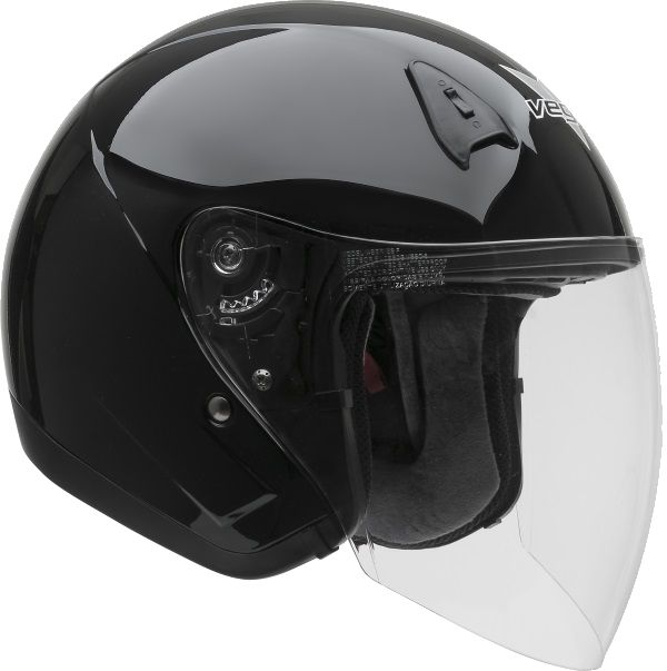 Casque visage ouvert nouvelle collection 2017 - Price:129.99  Casque de moto visage ouvert. La collection 2017. DOT + ECE Classic Open Face Styling is reengineered with modern additions like a built in Sunshield and extra long face shield. The New Vega VTS1 with a removable washable liner and built in sun shield makes the shielded open face helmet even better with great ventilation […]  Cet article Casque visage ouvert nouvelle collection 2017 est apparu en premier sur Centre de Liquidation…