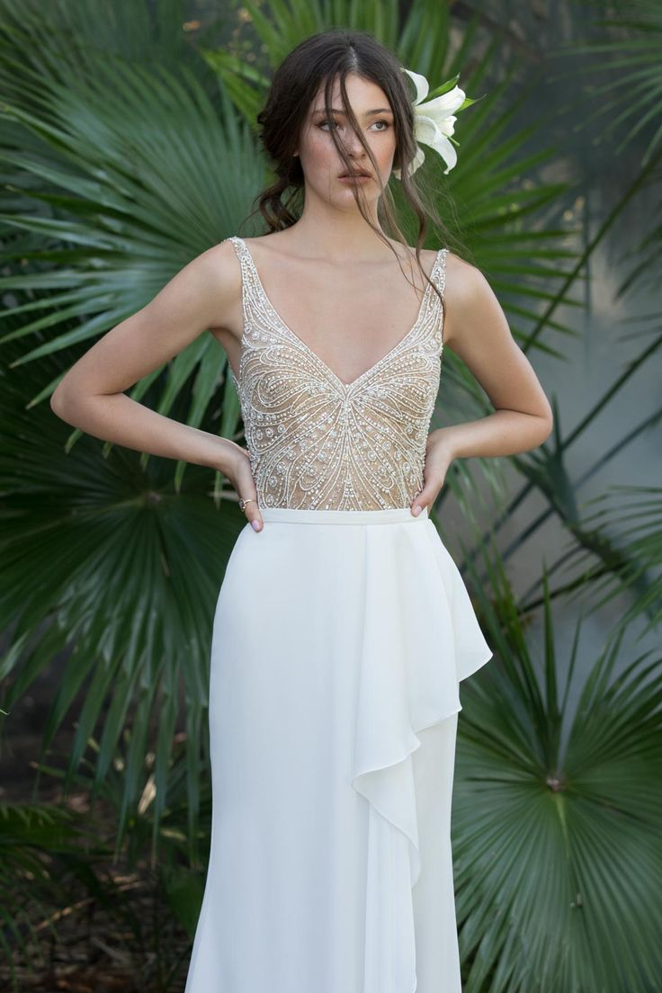Cielo Skirt 59330 | Brides | Willowby by Watters