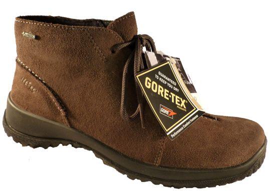 Goretex low boots for women, by Legero - Gore Tex shoes online - Online shoe store