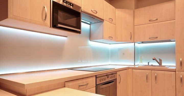 Led Lighting Under Kitchen Furniture Decor Color Ideas At Dining Table Hanging Le In 2020 Kitchen Under Cabinet Lighting Light Kitchen Cabinets Under Cupboard Lighting