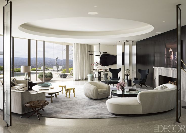 Rich Living Room : 265 best images about Interiors on Pinterest  Window ...