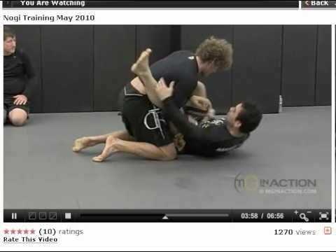 Awesome Rolls- Marcelo Garcia and Mizzou alum/fighter Ben Askren