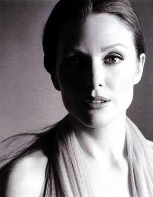 julianne moore-I knew her when she was just Julie Smith at Boston University...gorgeous then too.