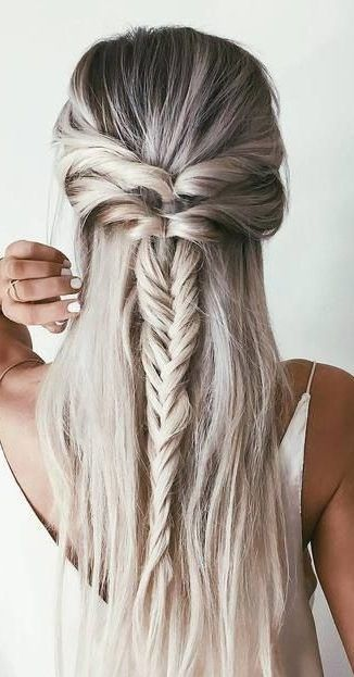 50 Summer Braid Hairstyles That You Simply Can't Miss in 2019,  #braid #braidsboho #hairstyles #Simply #Summer