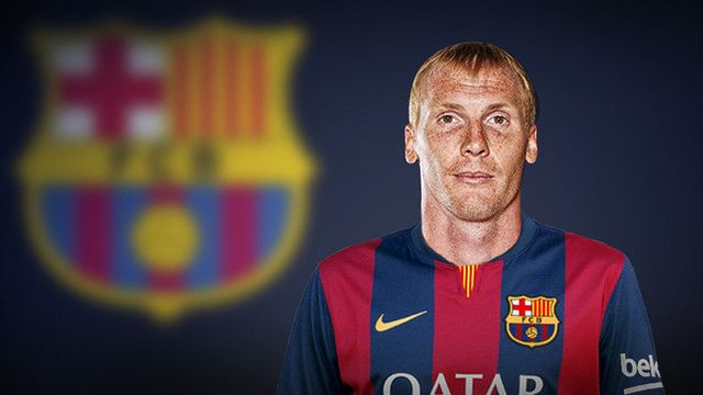 Jérémy Mathieu - FC Barcelona