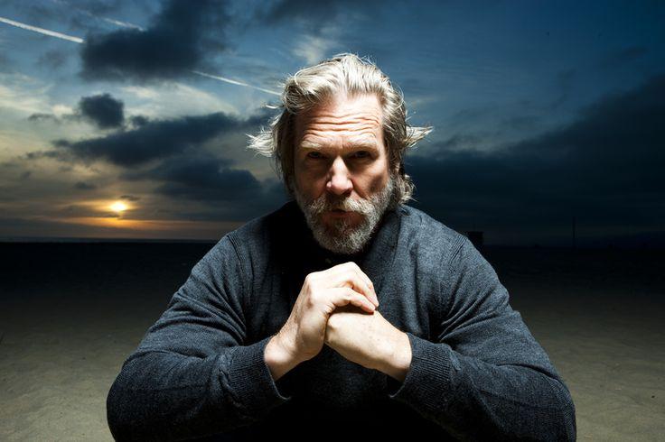 Photographer: Michael Muller ~ The great Jeff Bridges!