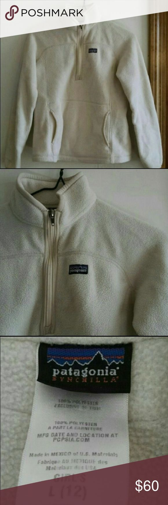 Patagonia Fleece Jacket Will fix Woman XS. Like new, great condition no stains just doesn't fit me! Patagonia Jackets & Coats