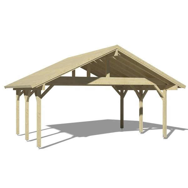 1000 ideas about double carport on pinterest carport Wood carport plans free