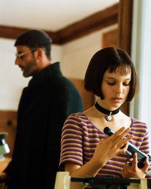 Mathilda & Léon Léon: The Professional, Luc Besson (1994)