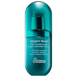 Dr. Brandt Skincare - Oxygen Facial Flash Recovery Mask #sephora