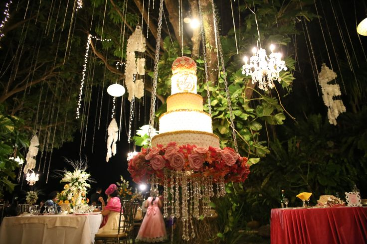 The Beyond Beautiful Cake by.Emerie Uy (The Cakerie Cebu