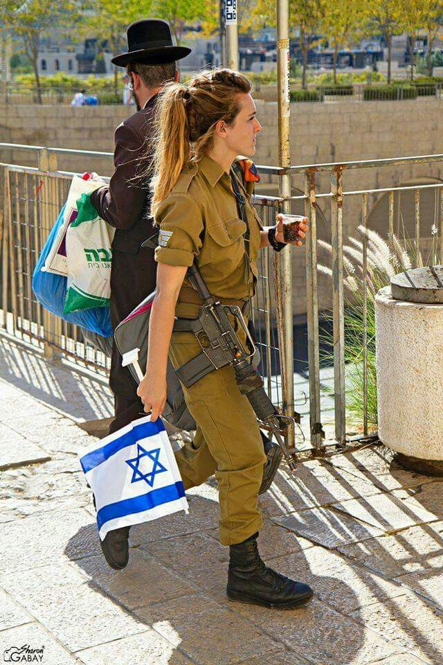"""""""Just another day in Jerusalem"""""""