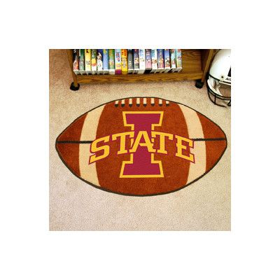 FANMATS NCAA Iowa State University Football Mat